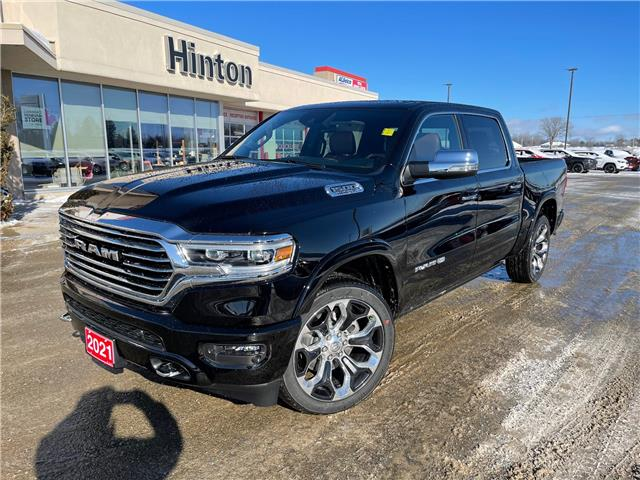 2021 RAM 1500 Limited Longhorn (Stk: 21079) in Perth - Image 1 of 16