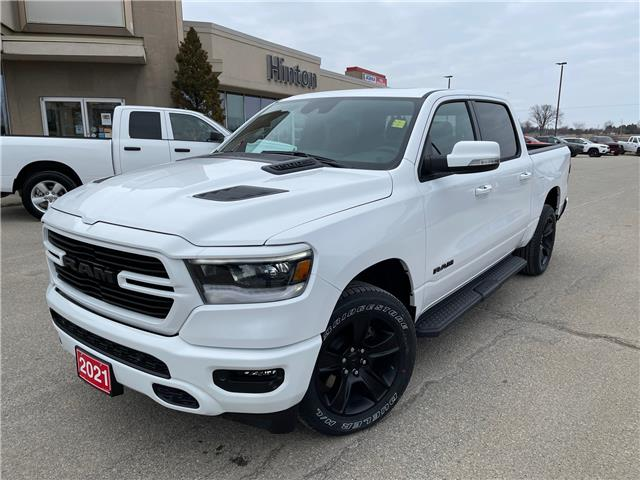 2021 RAM 1500 Sport (Stk: 21093) in Perth - Image 1 of 13