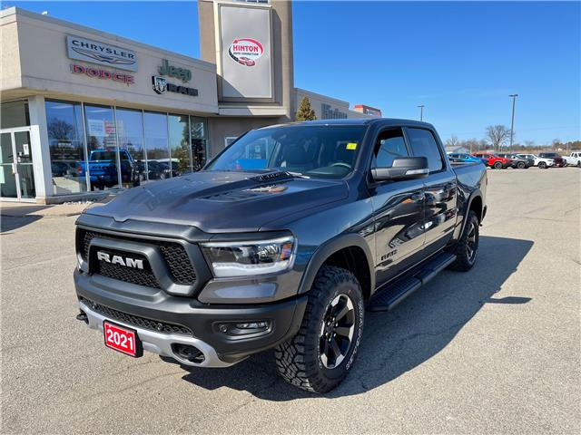 2021 RAM 1500 Rebel (Stk: 21104) in Perth - Image 1 of 12