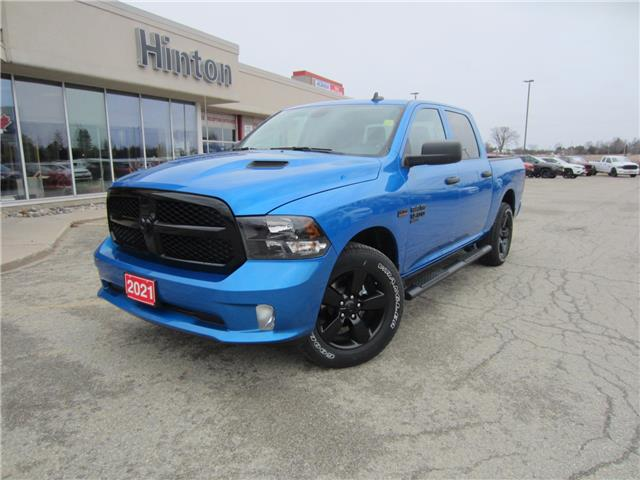 2021 RAM 1500 Classic Tradesman (Stk: 21128) in Perth - Image 1 of 15