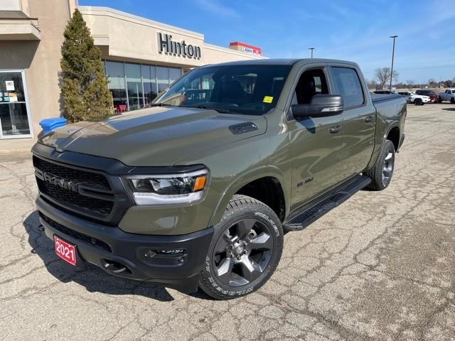 2021 RAM 1500 Big Horn (Stk: 21116) in Perth - Image 1 of 16