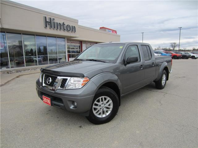 2016 Nissan Frontier SV (Stk: 21015B) in Perth - Image 1 of 14