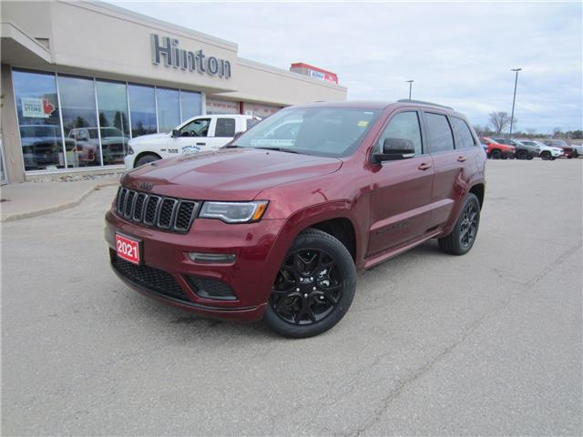 2021 Jeep Grand Cherokee Limited (Stk: 21084) in Perth - Image 1 of 16