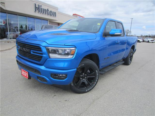 2021 RAM 1500 Sport (Stk: 21074) in Perth - Image 1 of 15