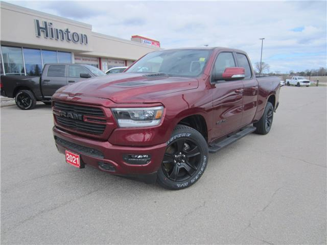 2021 RAM 1500 Sport (Stk: 21073) in Perth - Image 1 of 15