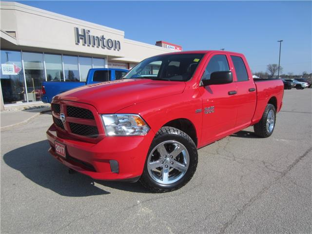 2017 RAM 1500 ST (Stk: 21123A) in Perth - Image 1 of 13