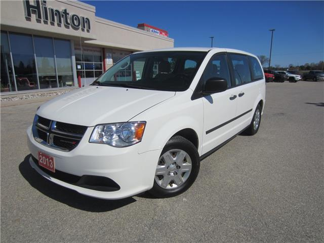 2013 Dodge Grand Caravan SE/SXT (Stk: C100) in Perth - Image 1 of 11
