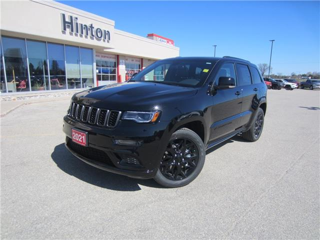 2021 Jeep Grand Cherokee Limited (Stk: 21139) in Perth - Image 1 of 17