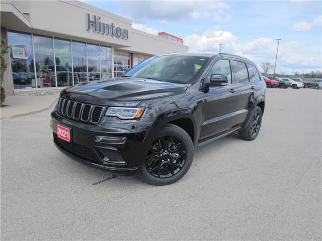 2021 Jeep Grand Cherokee Limited (Stk: 21148) in Perth - Image 1 of 17