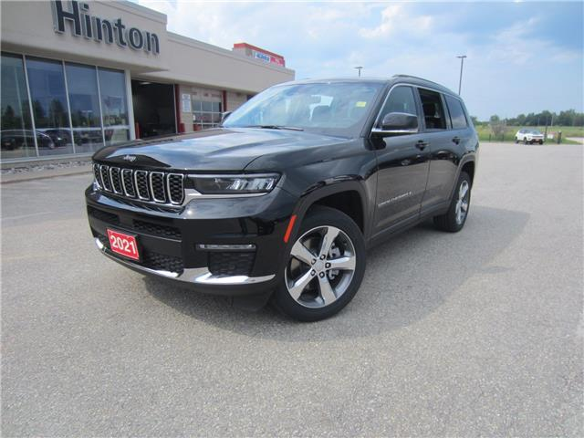2021 Jeep Grand Cherokee L Limited (Stk: 21178) in Perth - Image 1 of 22