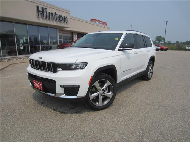 2021 Jeep Grand Cherokee L Limited (Stk: 21172) in Perth - Image 1 of 18