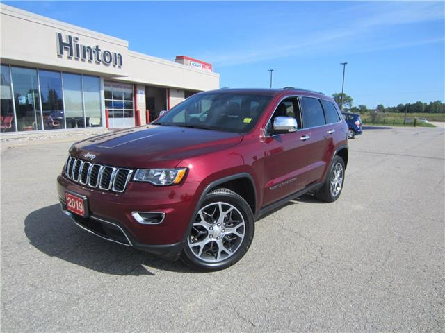 2019 Jeep Grand Cherokee Limited (Stk: 21110A) in Perth - Image 1 of 16