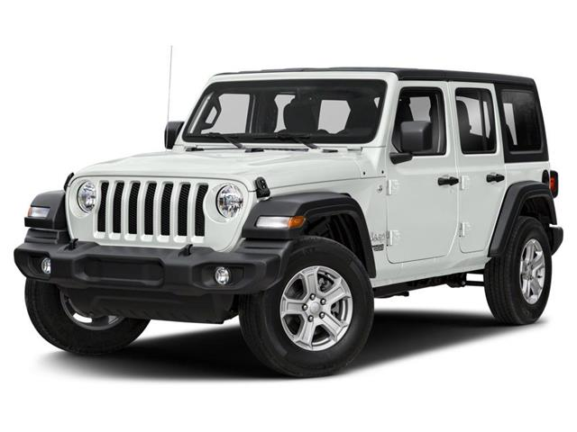 2021 Jeep Wrangler Unlimited Sport (Stk: 21192A) in Perth - Image 1 of 9