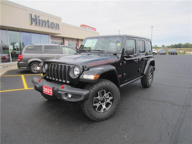2021 Jeep Wrangler Unlimited Rubicon (Stk: 21206) in Perth - Image 1 of 15