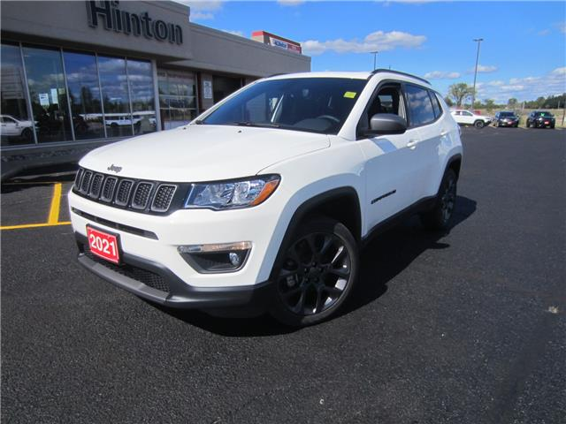 2021 Jeep Compass North (Stk: 21217) in Perth - Image 1 of 17