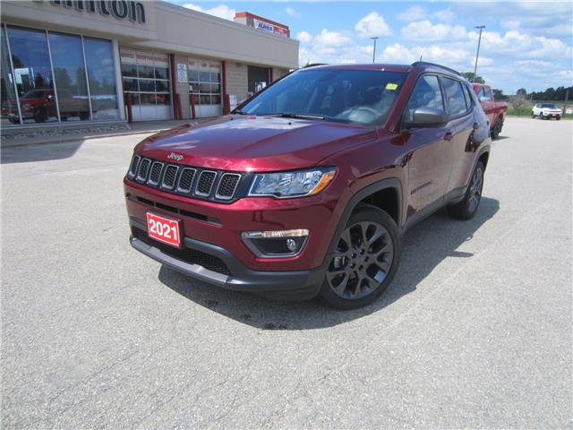 2021 Jeep Compass North (Stk: 21180) in Perth - Image 1 of 16