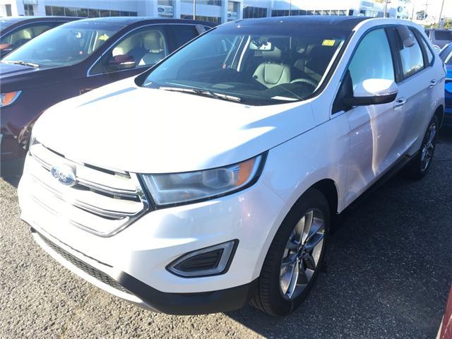 2018 Ford Edge Titanium (Stk: 1810990) in Ottawa - Image 1 of 1
