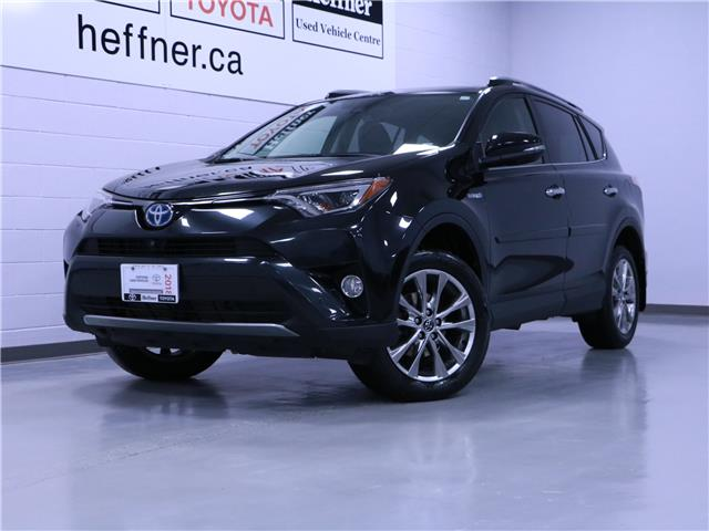 2018 Toyota RAV4 Hybrid Limited (Stk: 206216) in Kitchener - Image 1 of 25