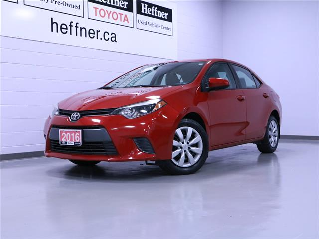 2016 Toyota Corolla LE (Stk: 205773) in Kitchener - Image 1 of 23