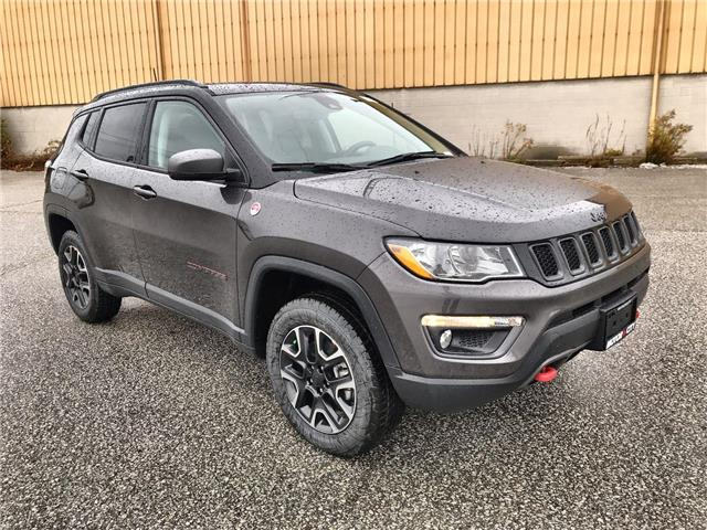 2021 Jeep Compass Trailhawk (Stk: 21089) in Windsor - Image 1 of 14