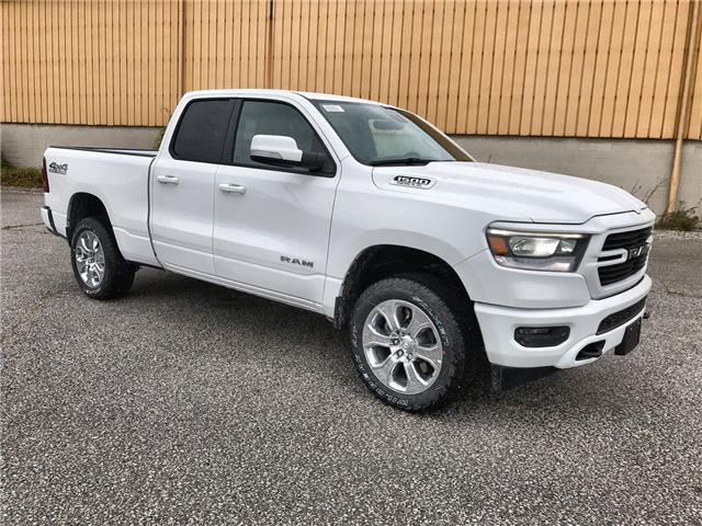 2020 RAM 1500 Big Horn (Stk: 2097) in Windsor - Image 1 of 13