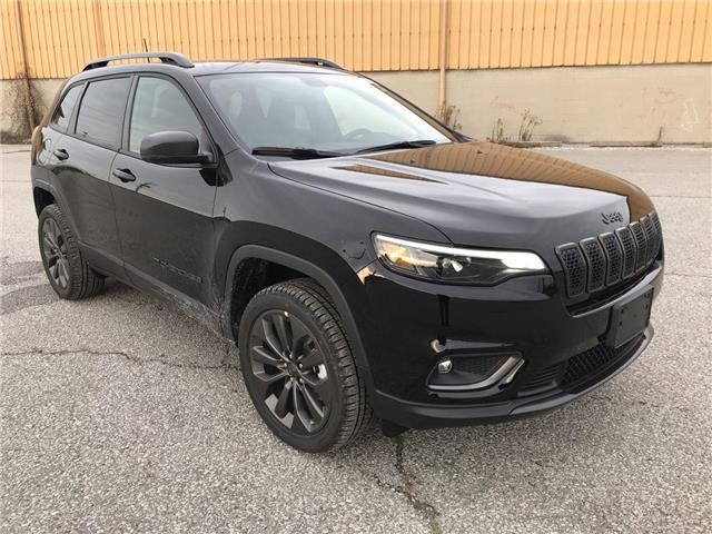 2021 Jeep Cherokee North (Stk: 210177) in Windsor - Image 1 of 14
