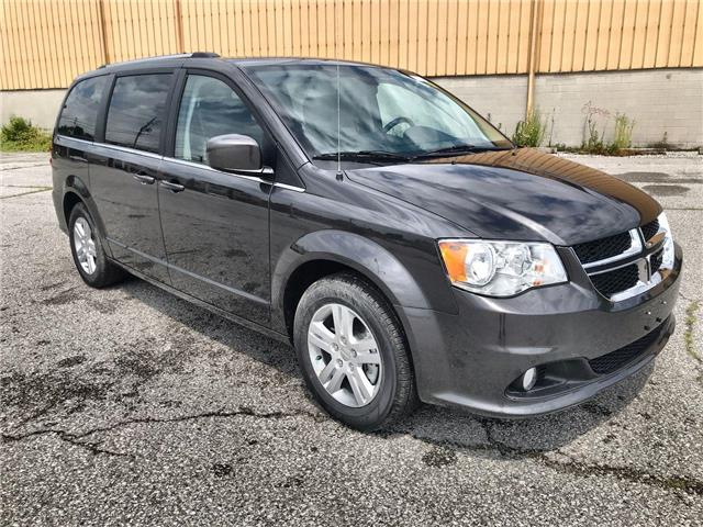 2020 Dodge Grand Caravan Crew (Stk: 2697) in Windsor - Image 1 of 14