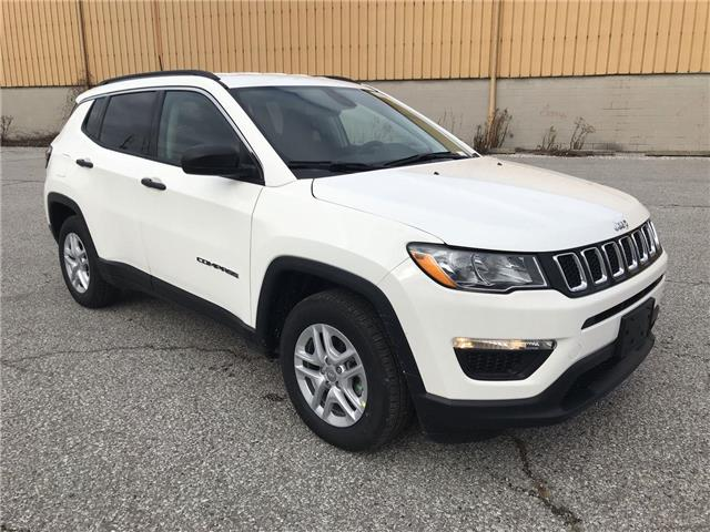 2021 Jeep Compass Sport (Stk: 210156) in Windsor - Image 1 of 12