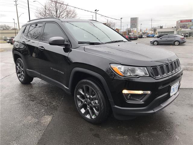 2021 Jeep Compass North (Stk: 210145) in Windsor - Image 1 of 14