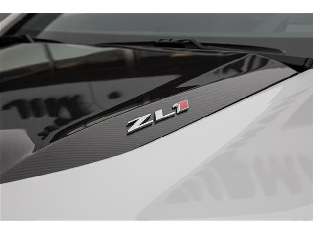 2021 Chevrolet Camaro ZL1 (Stk: 210019) in Ottawa - Image 1 of 16