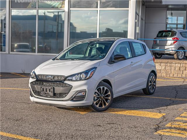 2021 Chevrolet Spark 1LT CVT (Stk: 210045) in Ottawa - Image 1 of 13