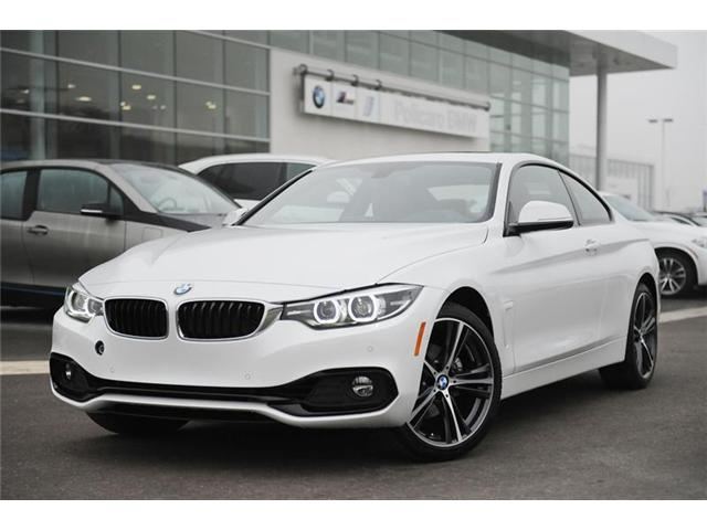 2018 BMW 430 i xDrive (Stk: 8E43156) in Brampton - Image 1 of 13