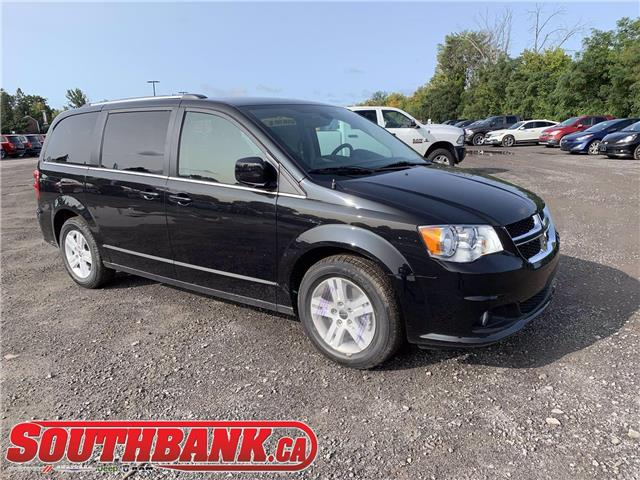 2020 Dodge Grand Caravan Crew (Stk: 200619) in OTTAWA - Image 1 of 20