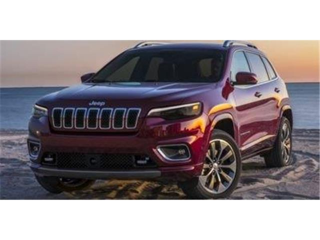 2021 Jeep Cherokee Trailhawk (Stk: 210191) in OTTAWA - Image 1 of 10