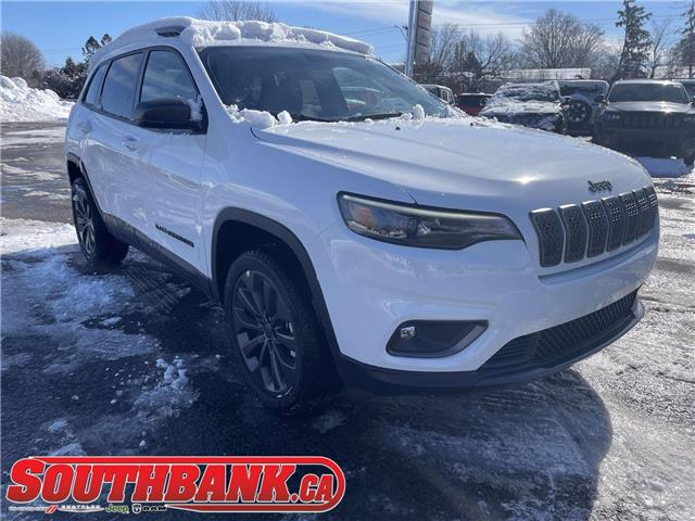 2021 Jeep Cherokee North (Stk: 210180) in OTTAWA - Image 1 of 20