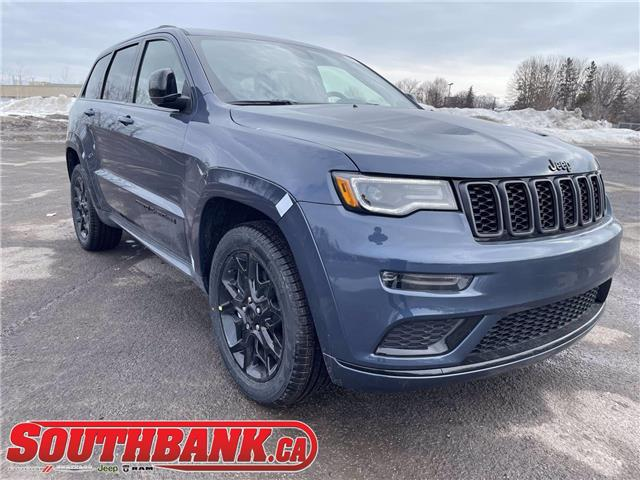 2021 Jeep Grand Cherokee Limited (Stk: 210265) in OTTAWA - Image 1 of 20