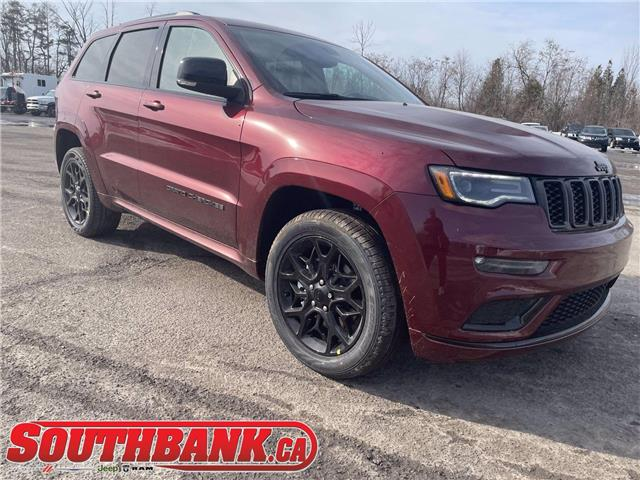 2021 Jeep Grand Cherokee Limited (Stk: 210323) in OTTAWA - Image 1 of 20