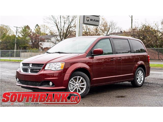 2020 Dodge Grand Caravan Premium Plus (Stk: 200574) in OTTAWA - Image 1 of 26