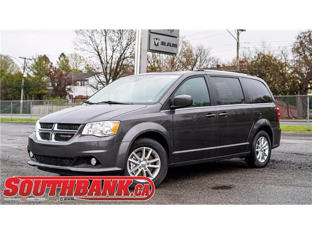 2020 Dodge Grand Caravan Premium Plus (Stk: 200595) in OTTAWA - Image 1 of 22