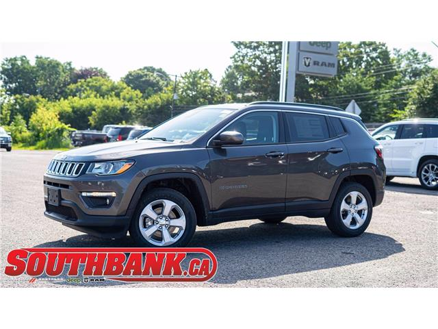 2021 Jeep Compass North (Stk: 210521) in OTTAWA - Image 1 of 24