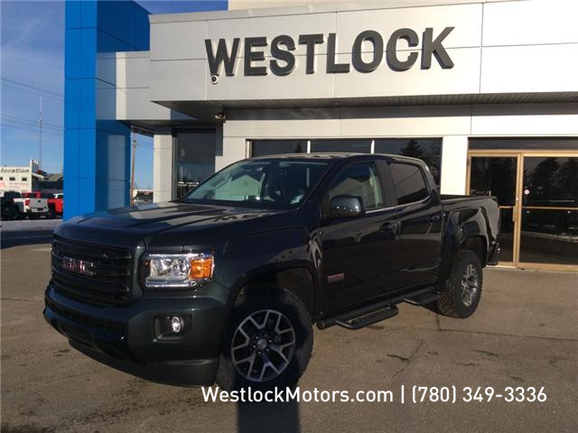 2018 GMC Canyon  (Stk: 18T64) in Westlock - Image 1 of 26