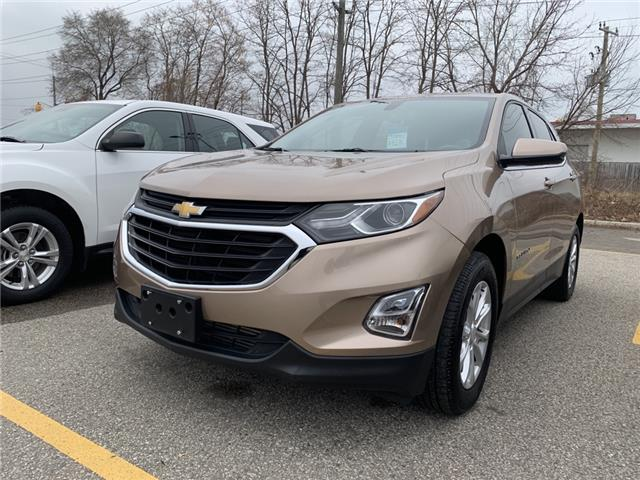 2018 Chevrolet Equinox LT (Stk: 151121) in Sarnia - Image 1 of 11