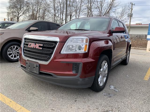 2017 GMC Terrain SLE-1 (Stk: 705802) in Sarnia - Image 1 of 8