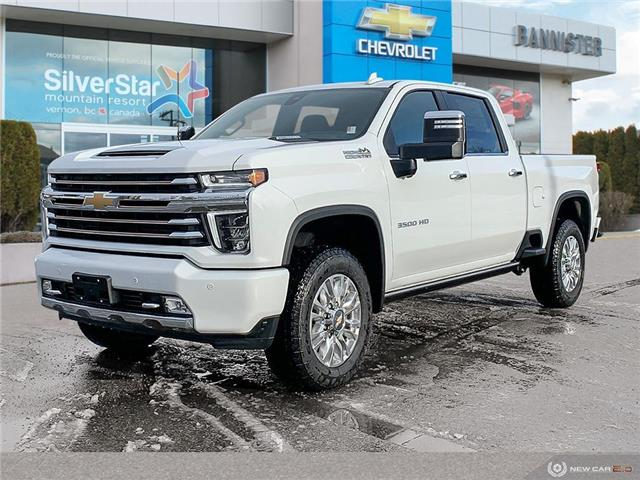 2021 Chevrolet Silverado 3500HD High Country (Stk: 21104) in Vernon - Image 1 of 25