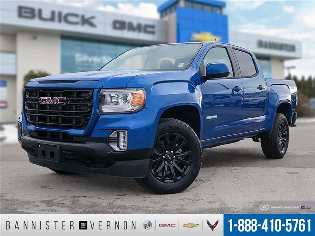 2021 GMC Canyon Elevation (Stk: 21217) in Vernon - Image 1 of 25