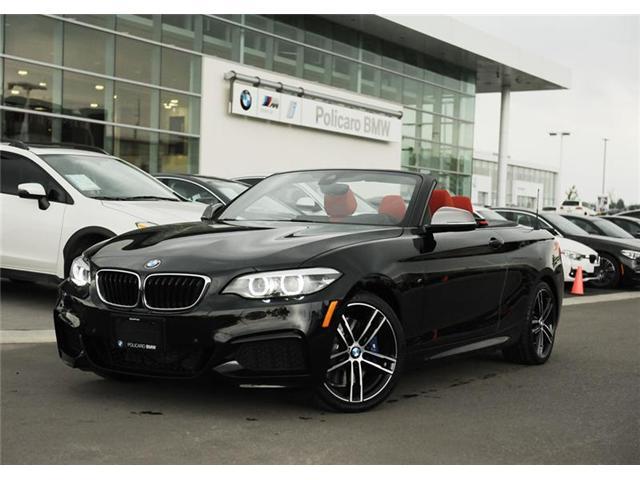 2018 BMW M240 i xDrive (Stk: 8C29386) in Brampton - Image 1 of 13