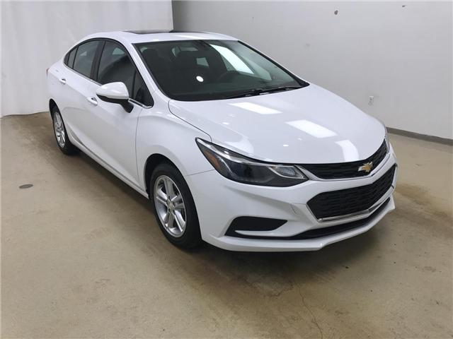 2017 Chevrolet Cruze LT Auto (Stk: 188348) in Lethbridge - Image 1 of 19