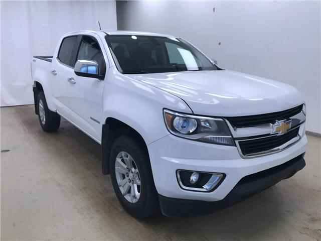 2017 Chevrolet Colorado LT (Stk: 186286) in Lethbridge - Image 1 of 19