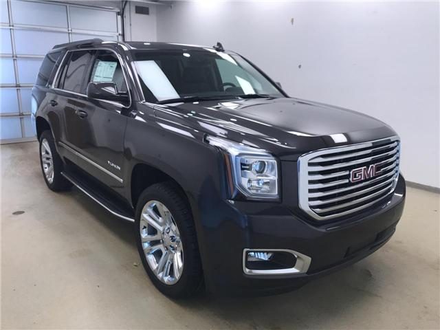 2018 GMC Yukon SLT (Stk: 186225) in Lethbridge - Image 1 of 19