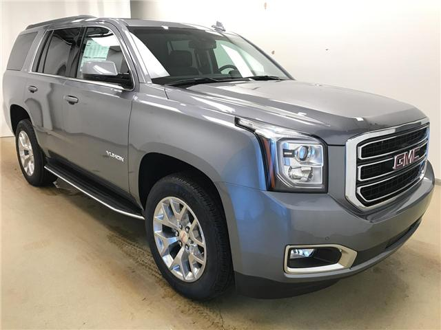 2018 GMC Yukon SLT (Stk: 187147) in Lethbridge - Image 1 of 19